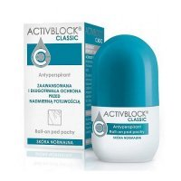 Activblock Classic rollon 25 ml