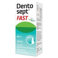 Dentosept Fast, spray 30 ml