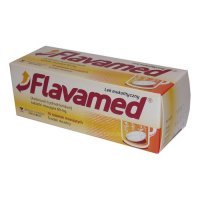 Flavamed 60 mg x 10 tab.