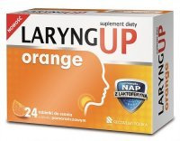 Laryng UP Orange x 24 tab.
