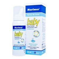 Marimer Baby, spray do nosa 50 ml
