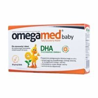 Omegamed Baby DHA 150 mg x 30 kaps.