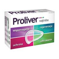 Proliver x 30 tab.