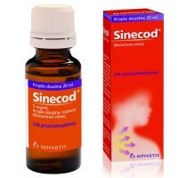 Sinecod, krople 20 ml